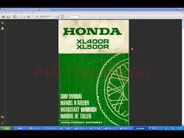 honda xl 500 manual you