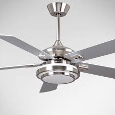 12 photos gallery of modern contemporary ceiling fan with light