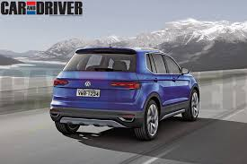 volkswagen polo suv 2018. delighful polo nextgen vw polobased compact suv rear rendering and volkswagen polo suv 2018 b