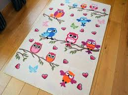 playroom rugs ikea area amusing kids rug large grey with charming owl childrens