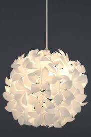 easy to fit flower ball shade from