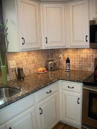 tan backsplash ideas for tan brown granite white kitchen cabinets tile tan kitchen backsplash tile