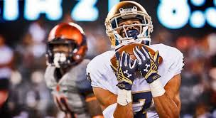 Notre Dame 2015 Offense An Early Glimpse Uhnd Com