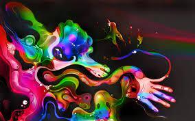 HD Abstract Art Wallpaper