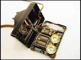 can you help me to rewire this very old telephone telephones unfortunately that phone is missing the network circuitry that lets it work