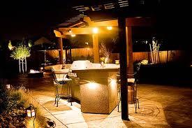 image outdoor lighting ideas patios. Patio Barbeque Lighting Image Outdoor Ideas Patios