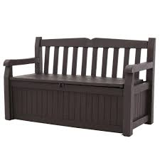 Furniture Box Deck Boxes Sheds Garages Outdoor Storage The Home Depot
