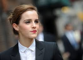 Emma Watson Hair Style emma watson just went dark brown and she looks magical glamour 3119 by wearticles.com