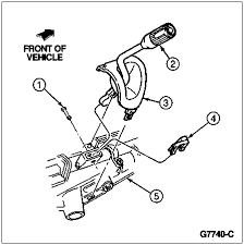 g7740c gear shifter broken ford bronco forum on 1992 bronco 5 0l wiring diagram