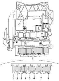 fuel pump relay location? vw golf fuel pump relay location at Jetta Fuel Pump Relay Diagram