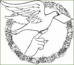 5 Dove Kleurplaten 12146 Kayra Examples