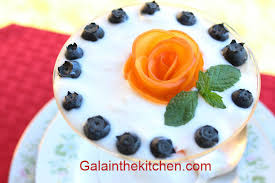 6 Cute Apricot And Peach Garnish Ideas Gala In The Kitchen