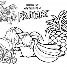 Fruit Coloring Pages To Print Archives Havells Sylvaniacomco