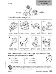 Covering, letters of the alphabet. Phonics Long E Ie Ey Review Worksheet For 2nd 3rd Grade Lesson Planet