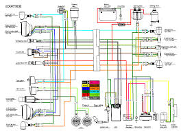 cc chinese scooter wiring diagram images cdi cc gy engine talon 150 wiring diagram moreover hammerhead amp engine