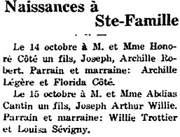 Birth Announcement In Newspaper Genealogy Tips For Baby Research