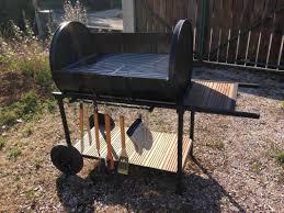 Fabriquer Un Barbecue Avec Un Bidon D Huile Plan Pour Fabriquer Un Baril De Bois