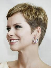 stylish pixie haircut for summer very short hairstyles for women