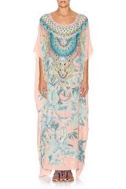 Camilla Garden Of Dreams Round Neck Kaftan Dresses Shop Http