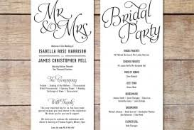 Microsoft Wedding Program Templates 007 Wedding Program Template Free Download Templates Fan Microsoft