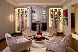 wine room furniture. Hidden Hills, CA Contemporary-wine-cellar Wine Room Furniture