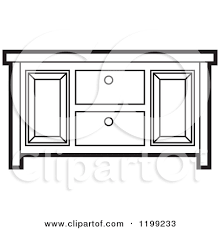 dresser clipart black and white. cabinet%20clipart dresser clipart black and white