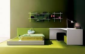 Small Picture Green Bedroom Decorating Ideas for Minimalist Home HAG Design