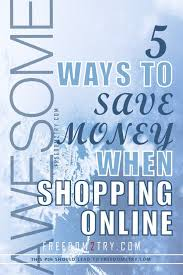 Wait 5 Ways To Save Money Shopping Online For Christmas Save