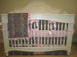 decoration pink zebra print crib bedding cheetah cribs modern cellular home furniture interior design baby