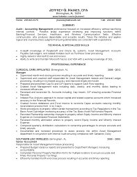 Medical Auditor Resume Examples Dazzling Internal Template