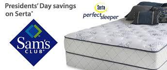 mattress in a box sam s club. Weekly Deal: Presidents\u0027 Day Savings From Sam\u0027s Club Mattress In A Box Sam S