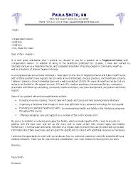 Nursing Cover Letter Examples 3 Free Templates In Pdf