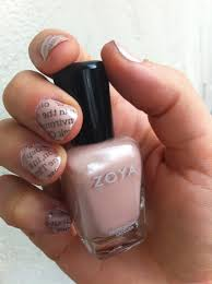 Nail Art for Short Nails: Idea #2 - Project Swatch