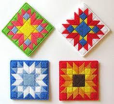 Free Plastic Canvas Patterns For Beginners