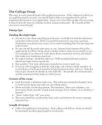 Application Essay Examples Example Of Good College Essay Nursing Entrance Essay Examples
