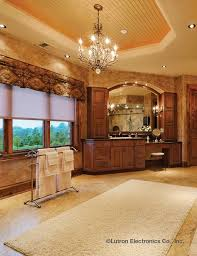 a lutron lighting control system gives you the ability to control lights and shades with one