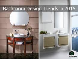 Bathroom Remodeling Design Trends For - Bathroom remodel trends