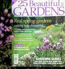 garden magazine. Beautiful Magazine On Garden Magazine E