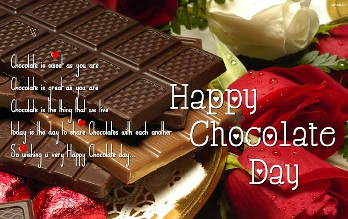 chocolate day messages