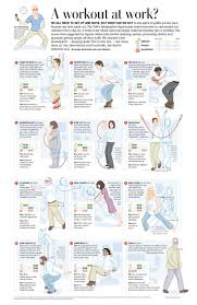 12 workplace workouts from the washington post find this pin and more on travel fitness work outs by citaldel twelve exercises you can do at the office