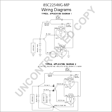 8sc2254vg mp product details prestolite leece neville 8sc2254vg mp wiring diagram