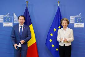 Florin Cîțu în dialog cu liderii europeni