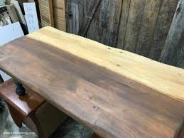 Image Pinterest Just The Woods Llc How To Refinish Rustic Wood Coffee Table With Beautiful Results