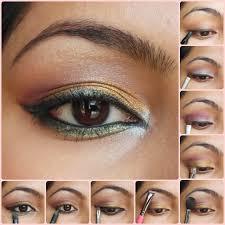 eye makeup tutorial indian festive makeup