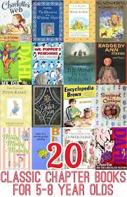 introduce chapter books to your young children with these twenty clic les