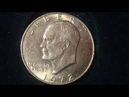 1972 Eisenhower Dollar Value Chart 1972 Eisenhower Dollar Look For S Mint Mark