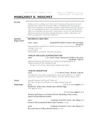 Objective In A Resume Resume Objective Customer Service Customer