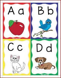 Free Alphabet Flash Cards Alphabet Flashcards Freebie Phonics Flashcards Alphabet