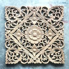 wood carved wall art cute wood carved wall art wood carved wall decor india