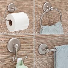 4 Piece Bathroom Accessory Set Freesia 4 Piece Bathroom Accessory Set Bathroom